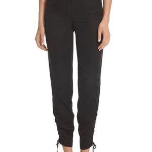 White House Black Market Pants - NWT White House Black Market Black Crop Pants